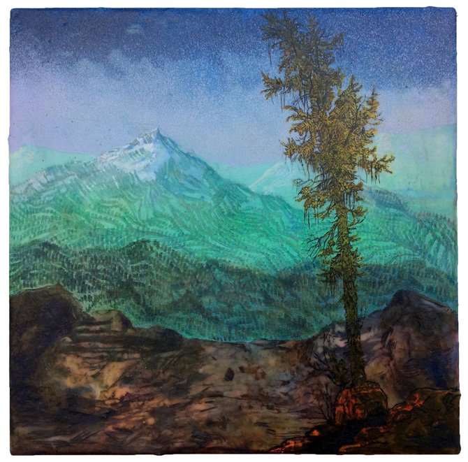 Joan Nelson and Joseph Yoakum are Re-visioning Landscapes