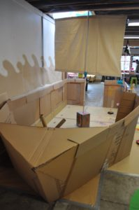 Pirate Ship At Smartypants Alanna Risse